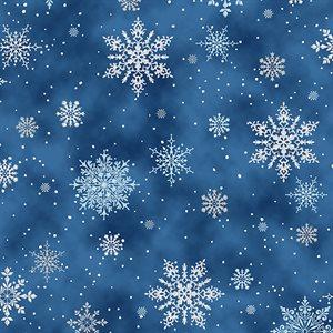 A Winter's Sky by Hoffman