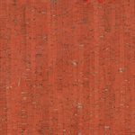 "CORK FABRIC 18"" X 15"" BY MODA - RED / SILVER - MULTIPLE 3"