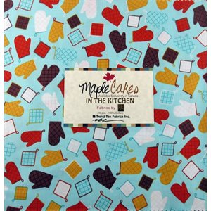 IN THE KITCHEN MAPLE CAKES - 40 PCS. /  PACKS OF 4